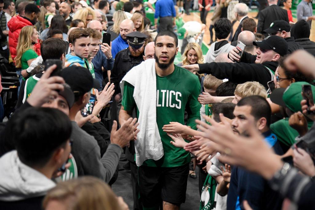NBA to teams: Avoid high-fives as coronavirus concern grows