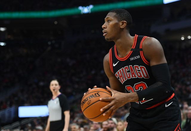 Kris Dunn of the Chicago Bulls