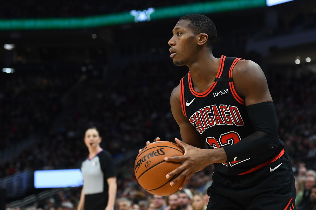 Kris Dunn of the Chicago Bulls