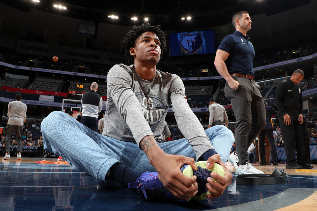 Poll: Ja Morant is the Unanimous Rookie of the Year