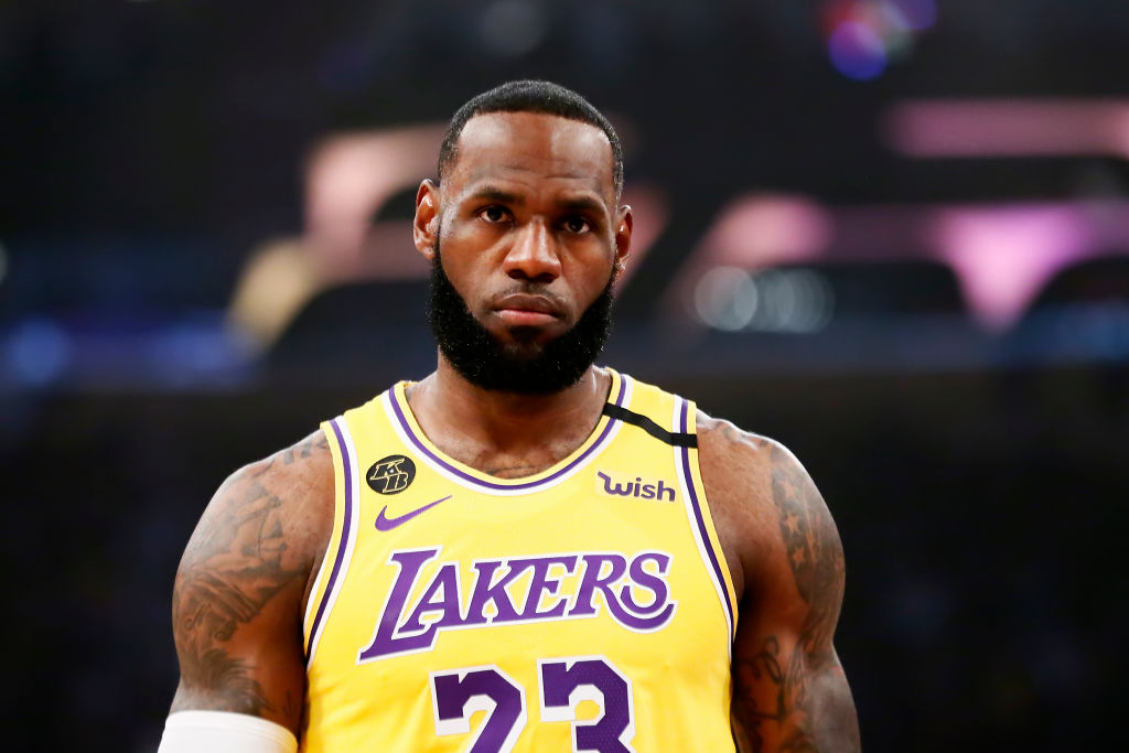 LeBron James: NBA Shouldn't Go 'Straight to the Playoffs'