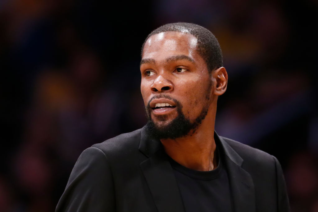 Coronavirus: Kevin Durant, three other Brooklyn Nets players test positive