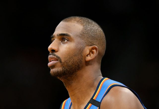 Chris Paul of the New York Knicks