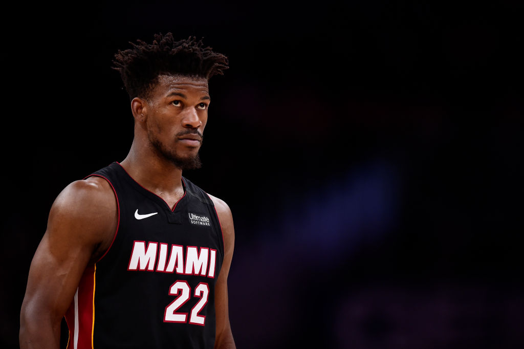 'It Was Difficult': Jimmy Butler Details Sixers Experience