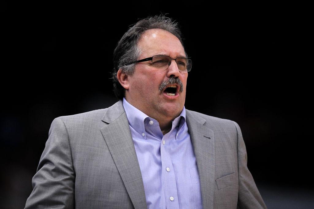 Stan Van Gundy has no interest in coaching 'dysfunctional' Knicks