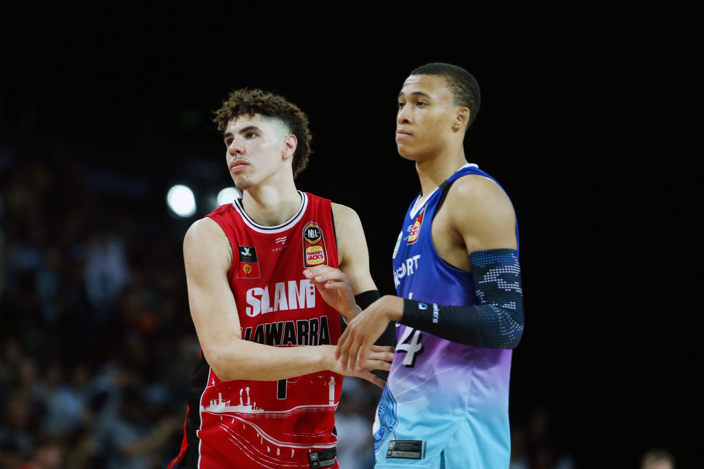 Jermaine Jackson confirms LaMelo Ball's purchase of Illawarra Hawks