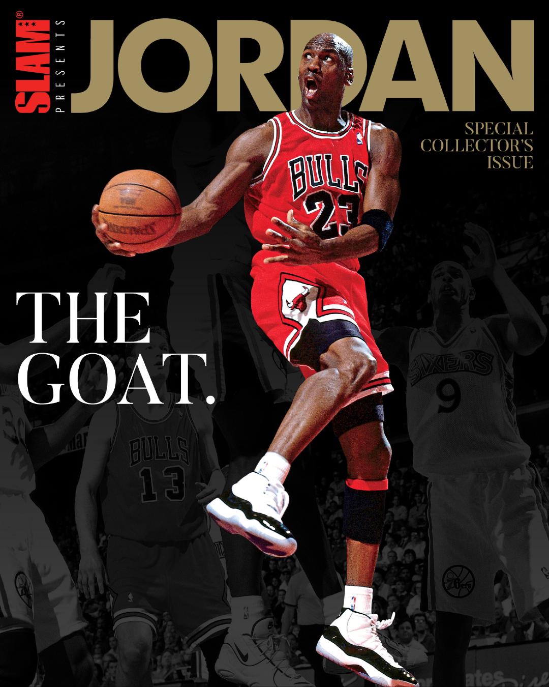 SLAM Presents JORDAN Special
