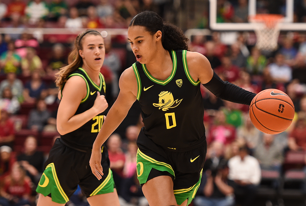 WNBA draft: Sabrina Ionescu goes No. 1 to New York Liberty
