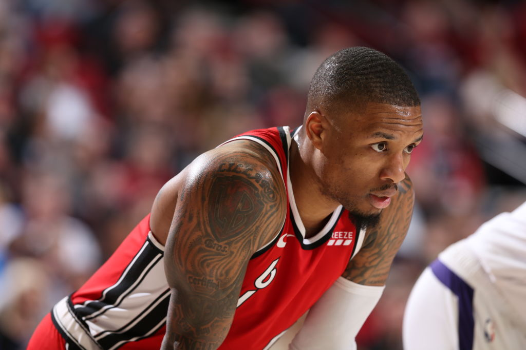 No playoff chance, no play, says Blazers' Lillard