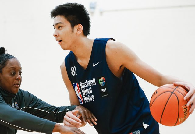Kai Sotto g league