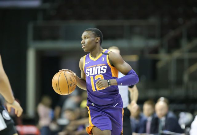 Jared Harper of the Northern Arizona Suns