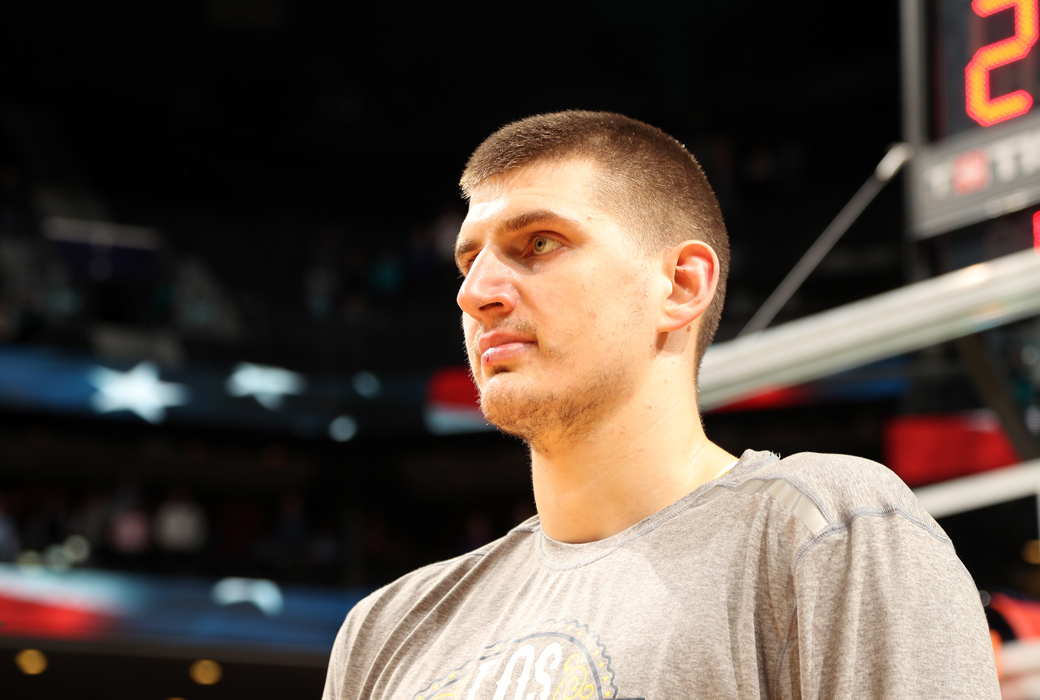 Nikola Jokic Tests Positive For COVID-19