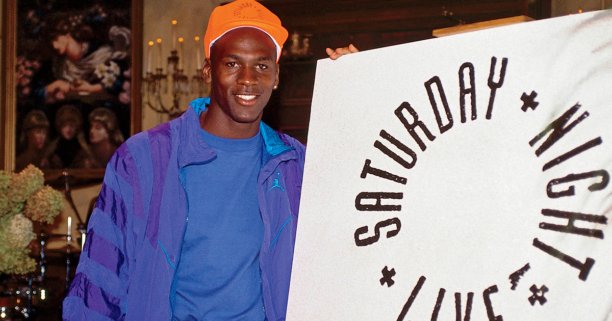 LIVE FROM NEW YORK: An Oral History of Michael Jordan Hosting SNL