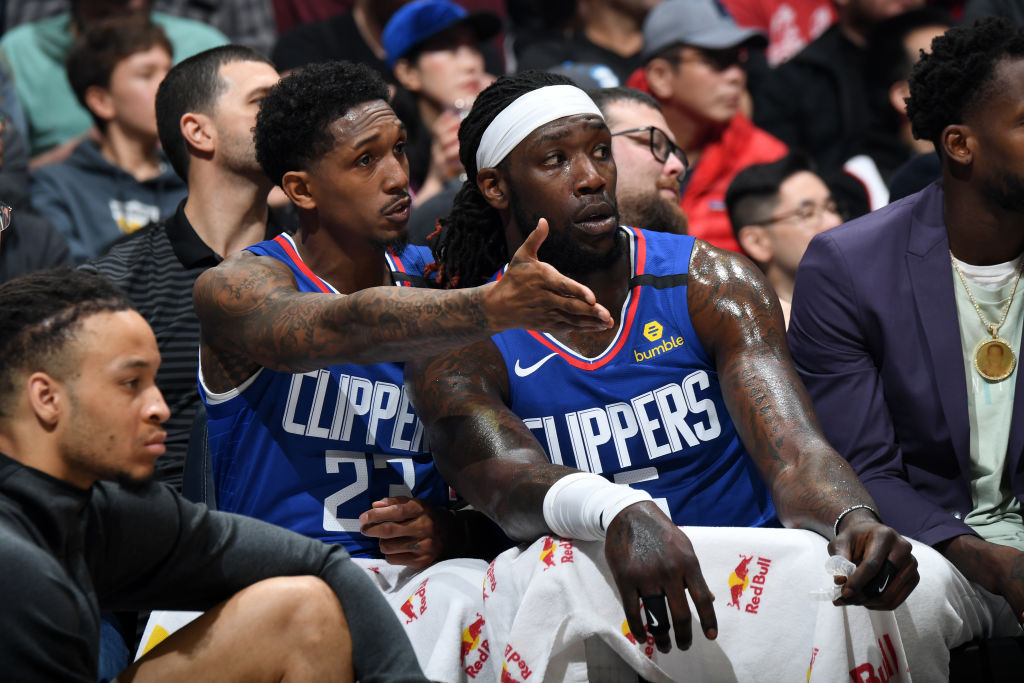 Lou Williams Latest Clippers Player Excused to Leave Bubble