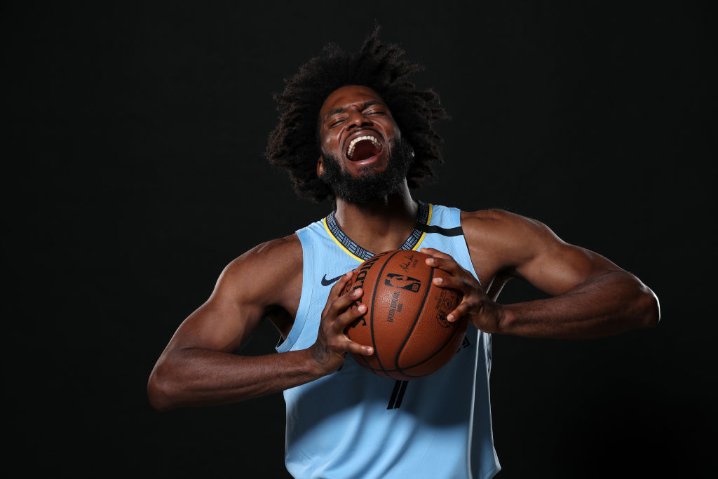Justise Winslow of the Memphis Grizzlies