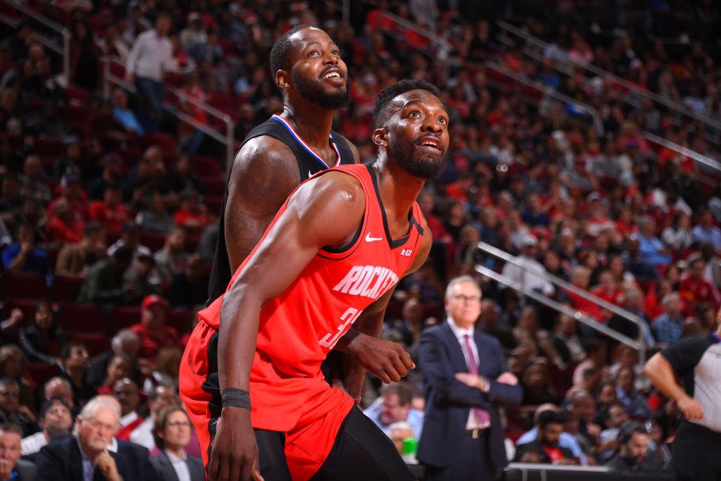 Jeff Green of the Houston Rockets
