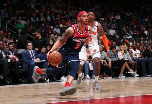 Shabazz Napier of the Washington Wizards