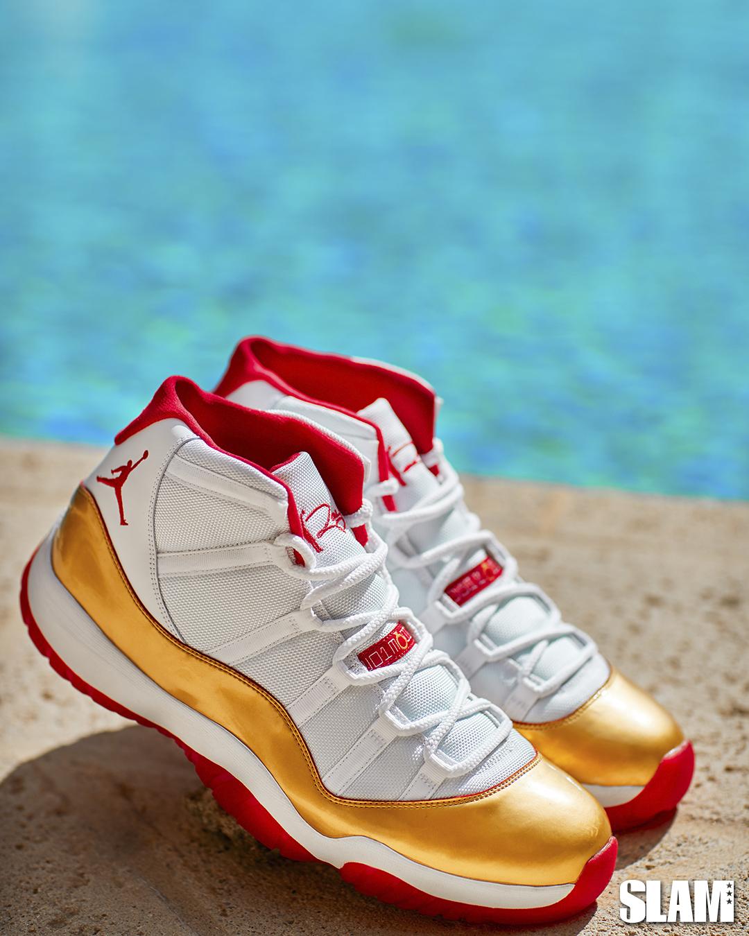 ray allen signature shoe