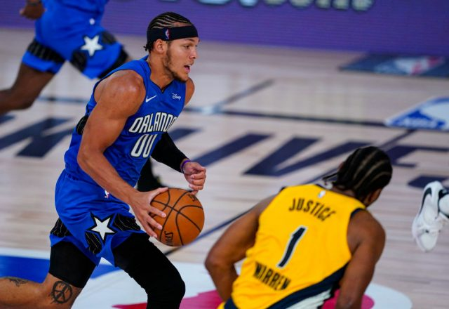 Aaron Gordon of the Orlando Magic