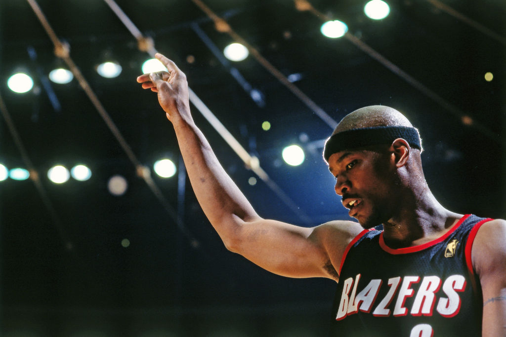 Former Portland Trail Blazers star Cliff Robinson dies at 53