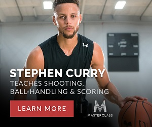 Steph Curry Warriors Masterclass