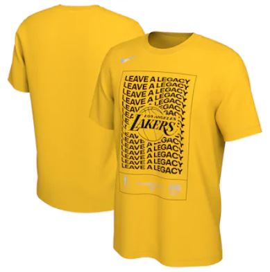 Los Angeles Lakers Mantra Tee