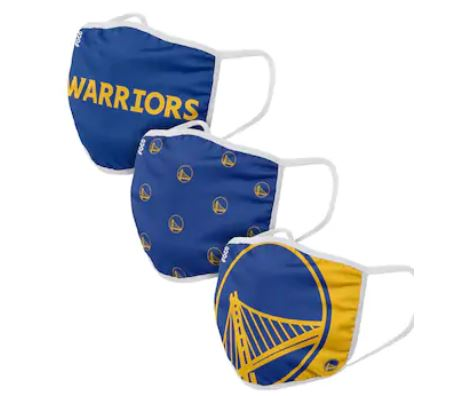 Golden State Warriors Mask