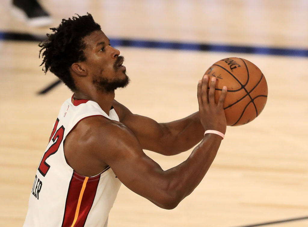 Jimmy Butler We Ve Got Way More Guys Who Can Do What I Just Did Slam