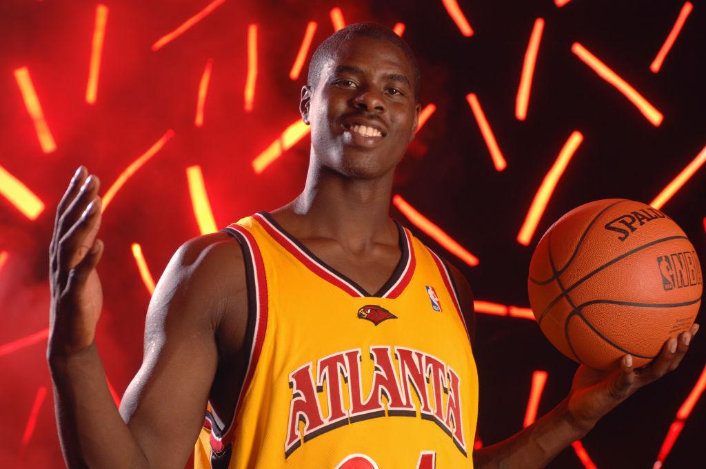 Marvin Williams of the Atlanta Hawks