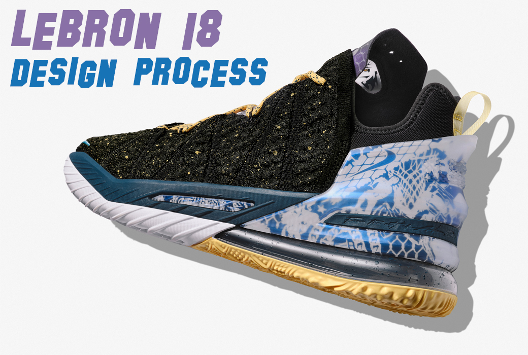 Nike LeBron 18 and How Jay-Z