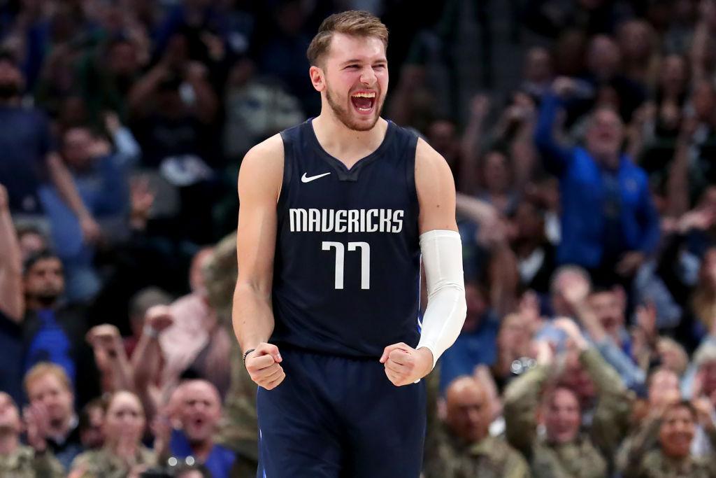Luka Doncic is Sportsbook Favorite to Win 2020-21 NBA MVP | SLAM