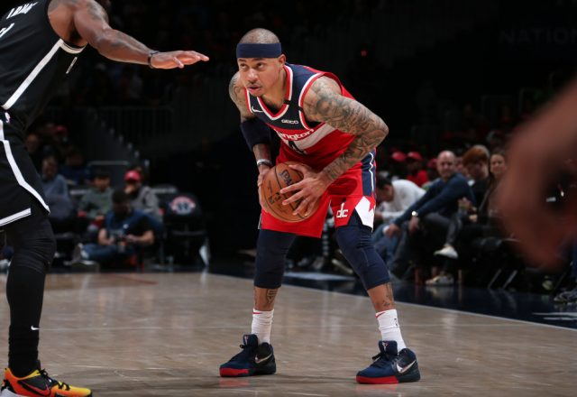 Isaiah Thomas of the Washington Wizards