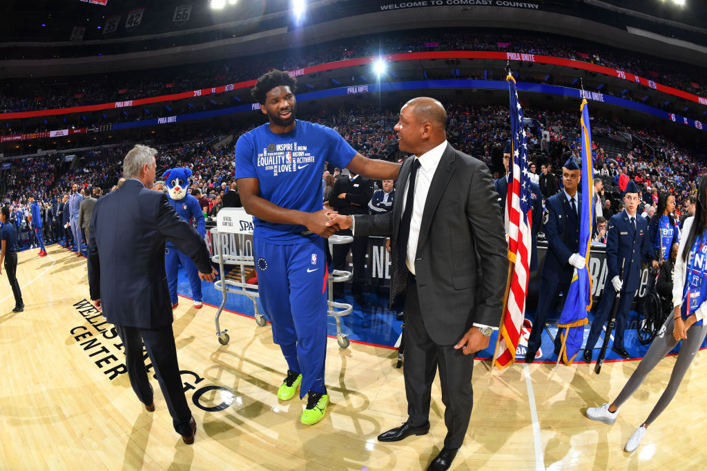 Doc Rivers to interview with 76ers