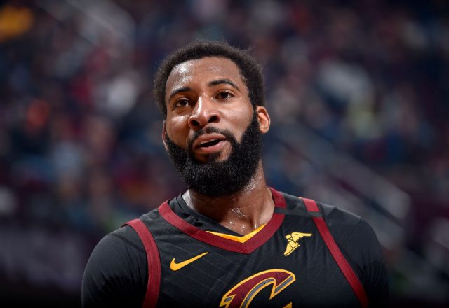 Andre Drummond of the Cleveland Cavaliers