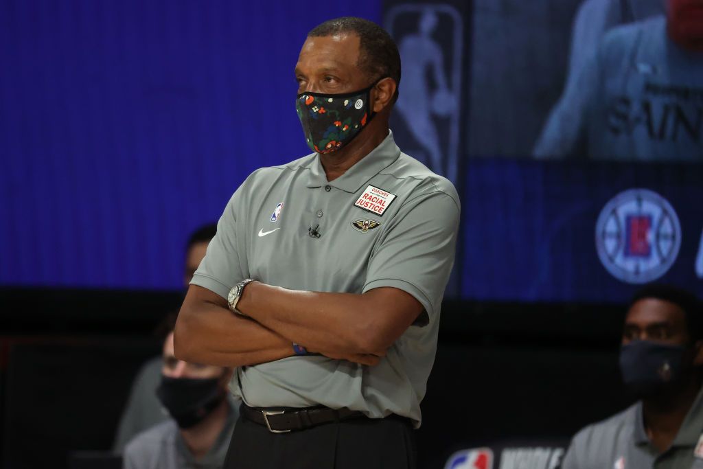 Alvin Gentry of the New Orleans Pelicans