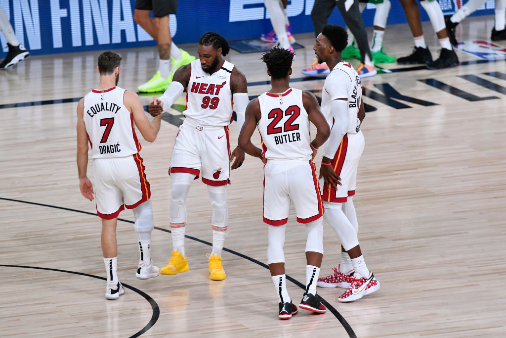 Pat Riley Says Heat's Focus Is Keeping Core Intact | SLAM