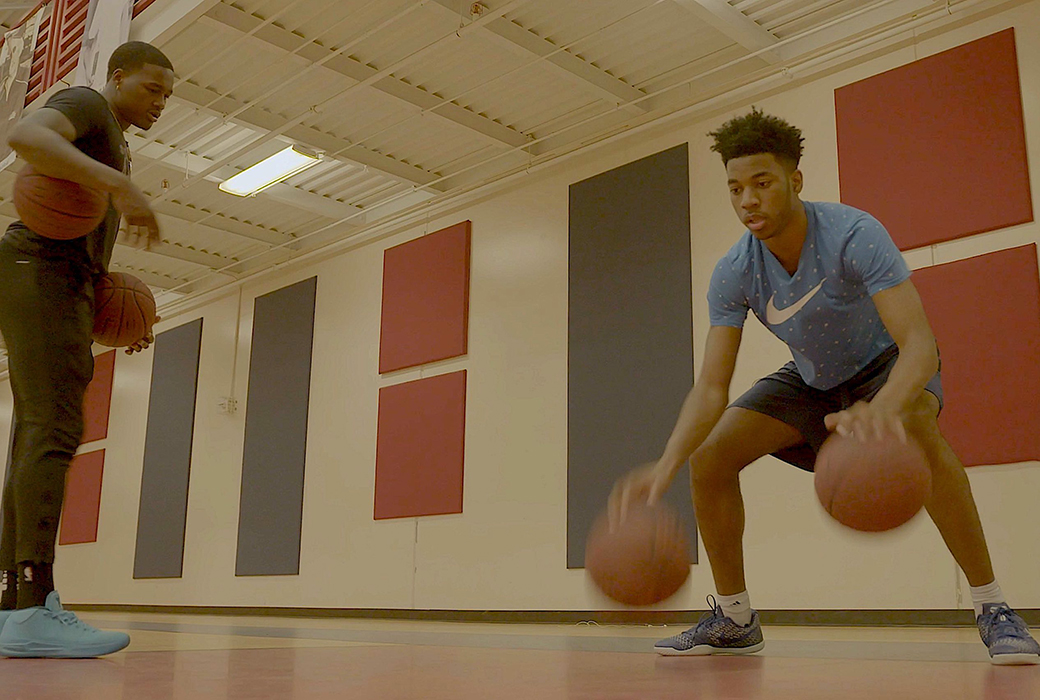 Filmmaker Marcus Mizelle On Why Kinston, NC is a Basketball Heaven