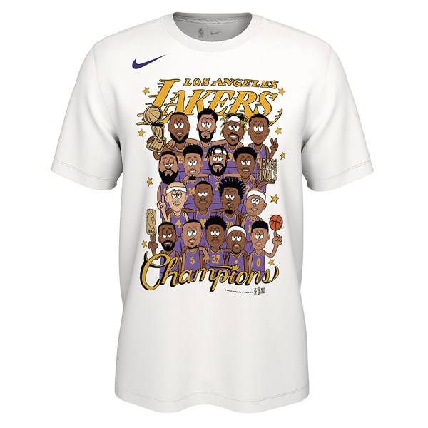 Lakers Title T-Shirt