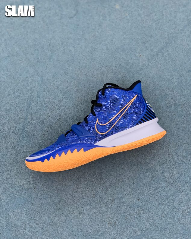 Technological Design of the Nike Kyrie 7