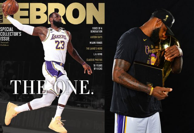 slam presents lebron
