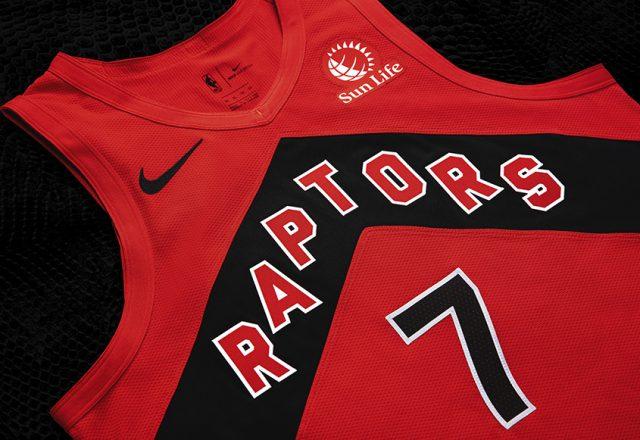 Toronto Raptors jersey