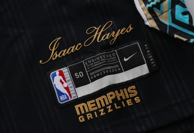 Grizzlies Hayes Jersey
