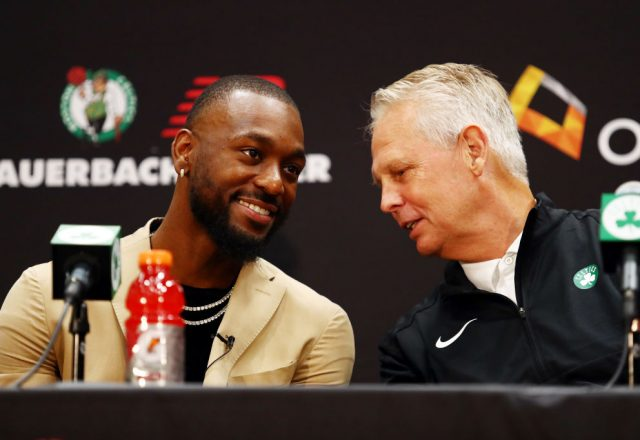 Kemba Walker, Danny Ainge, Boston Celtics