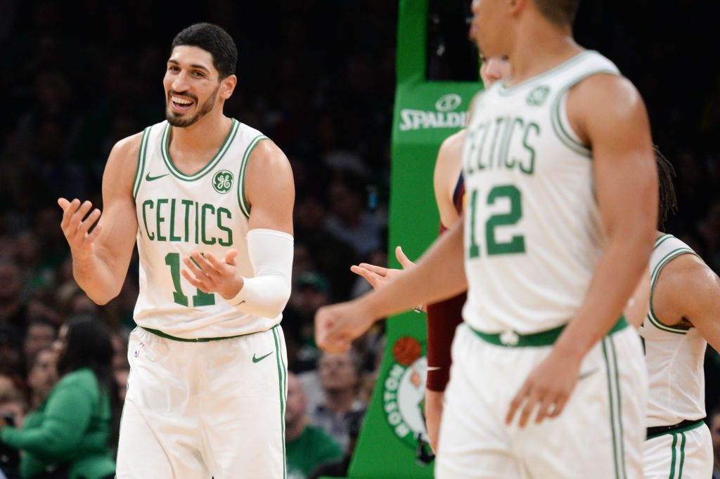 Boston Celtics trade Enes Kanter to Portland Trailblazers in 3-team deal