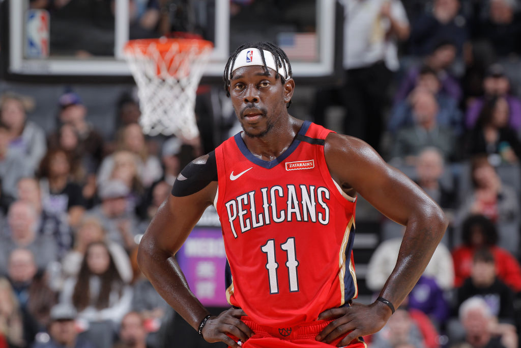 Bucks to Acquire Jrue Holiday in Trade With Pelicans | SLAM