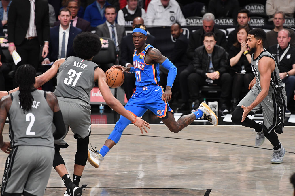 RUMOR: Lakers in advanced trade discussions for Thunder's Dennis Schroder