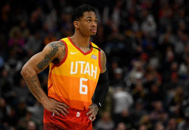 Rayjon Tucker, Utah Jazz