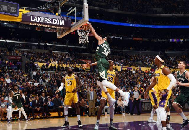 Giannis Antekounmpo, Milwaukee Bucks