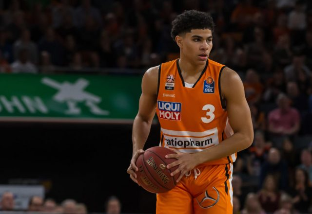 Killian Hayes of Ratiopharm Ulm