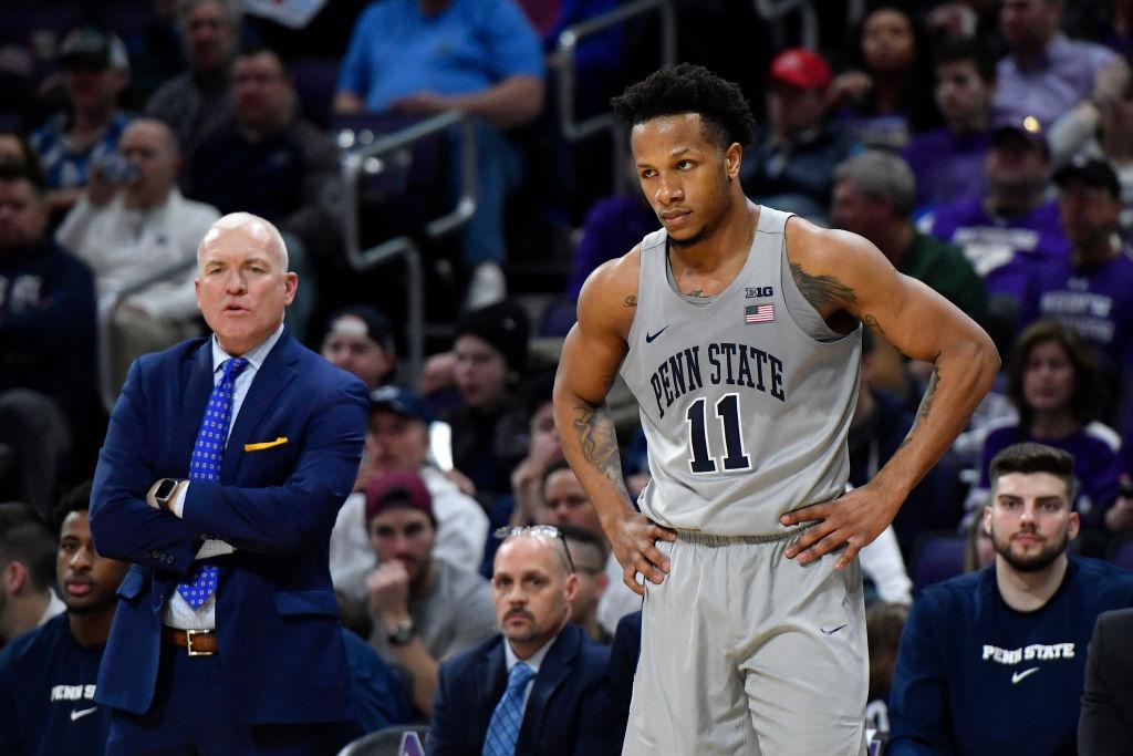 Lamar Stevens of Penn State